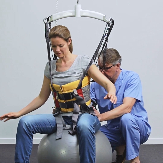 Active Trainer sling instruction - Balance training exercises