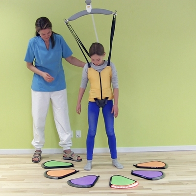 Pediatric walking sling for children: Active Vest Kids