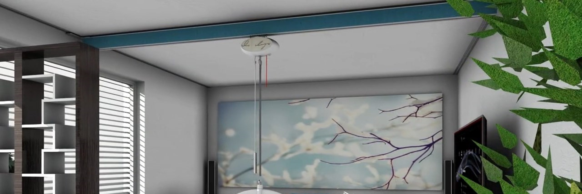 they are designed for permanent/semi-permanent installation in ceiling- or wall-mounted rails.