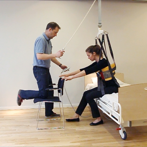 Rehabilitation and mobilisation exercises - Sit to stand