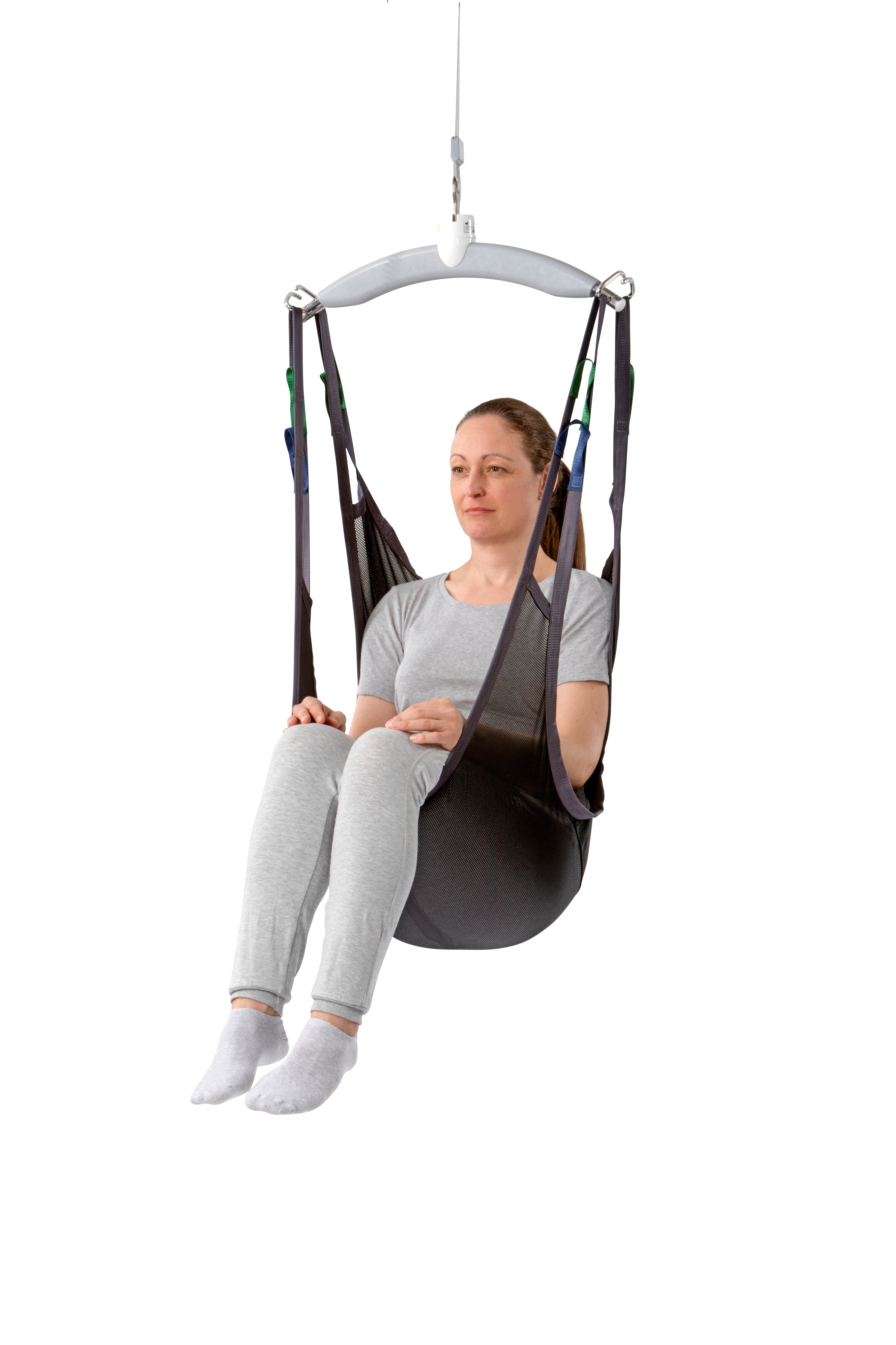Full Body Sling For Leaving In Place Under The Patient