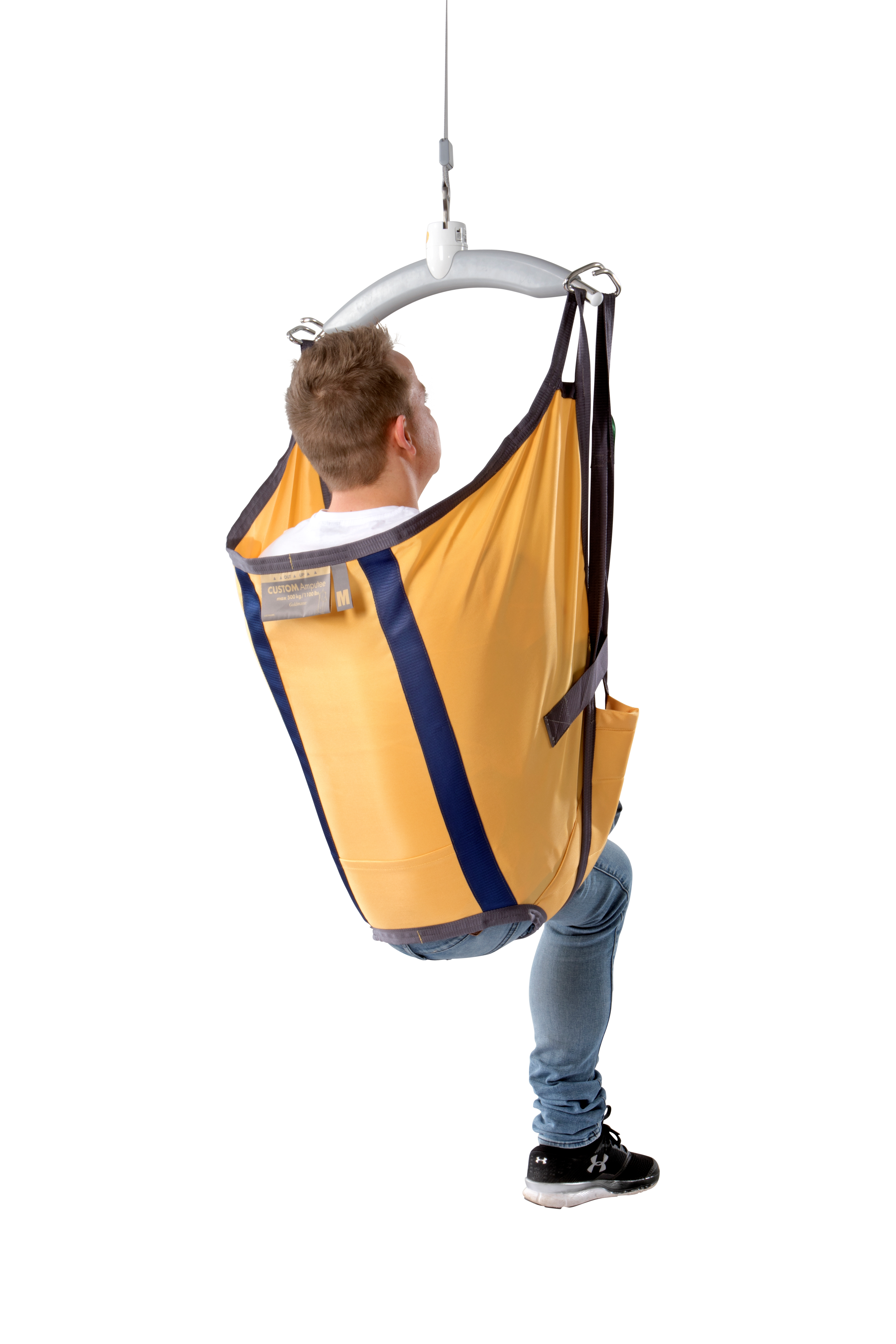 Sling For Single Or Double Leg Amputees Guldmann
