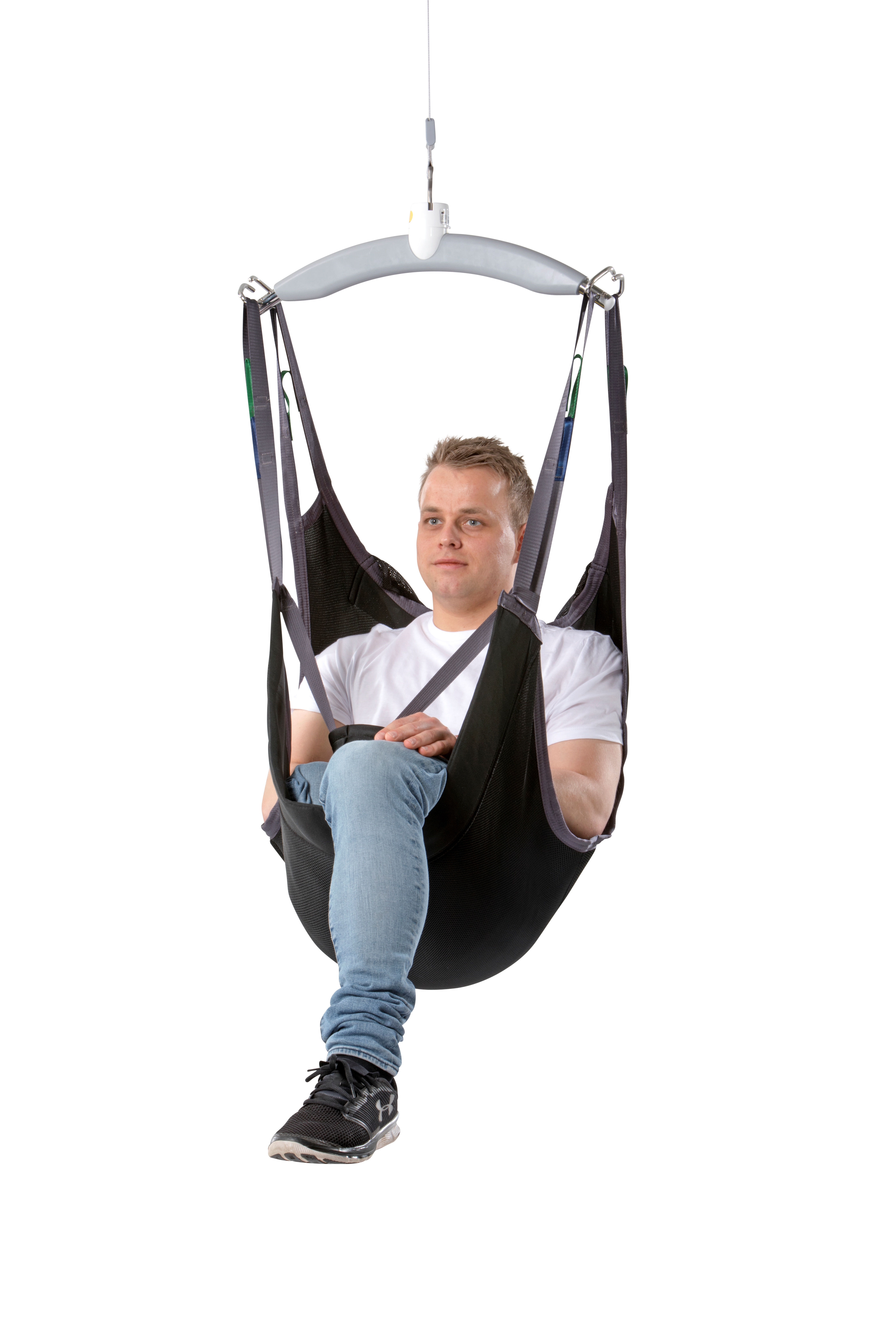 Comfort Model Full Body Sling That Supports The Thighs