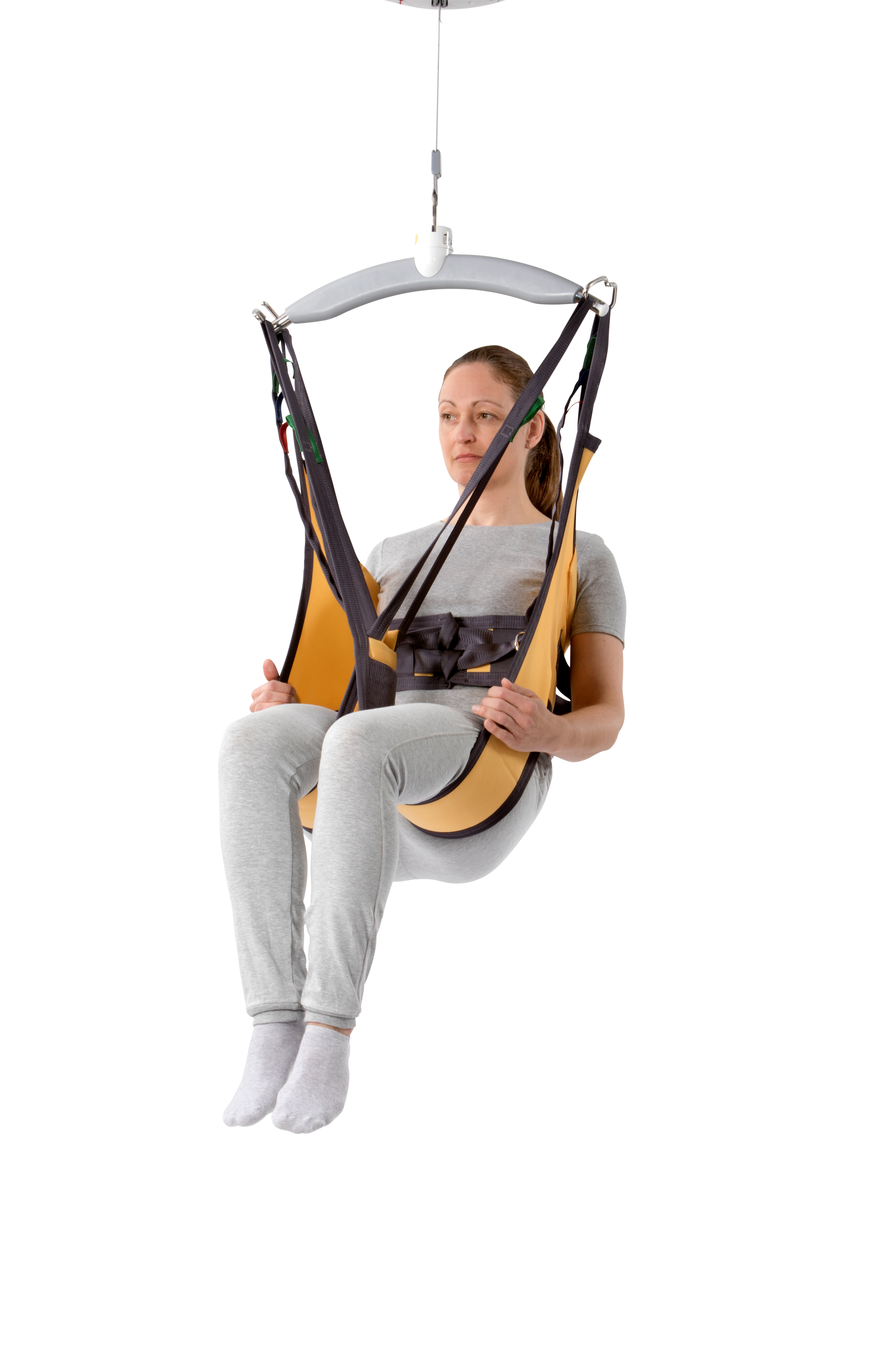 Toilet Sling For Moves In A Sitting Position With The