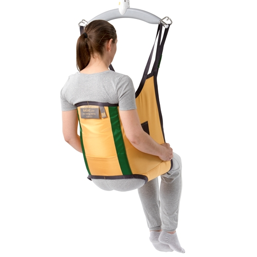 Basic Low sling is a general low back lifting sling suitable for a wide variety of users and lifting operations