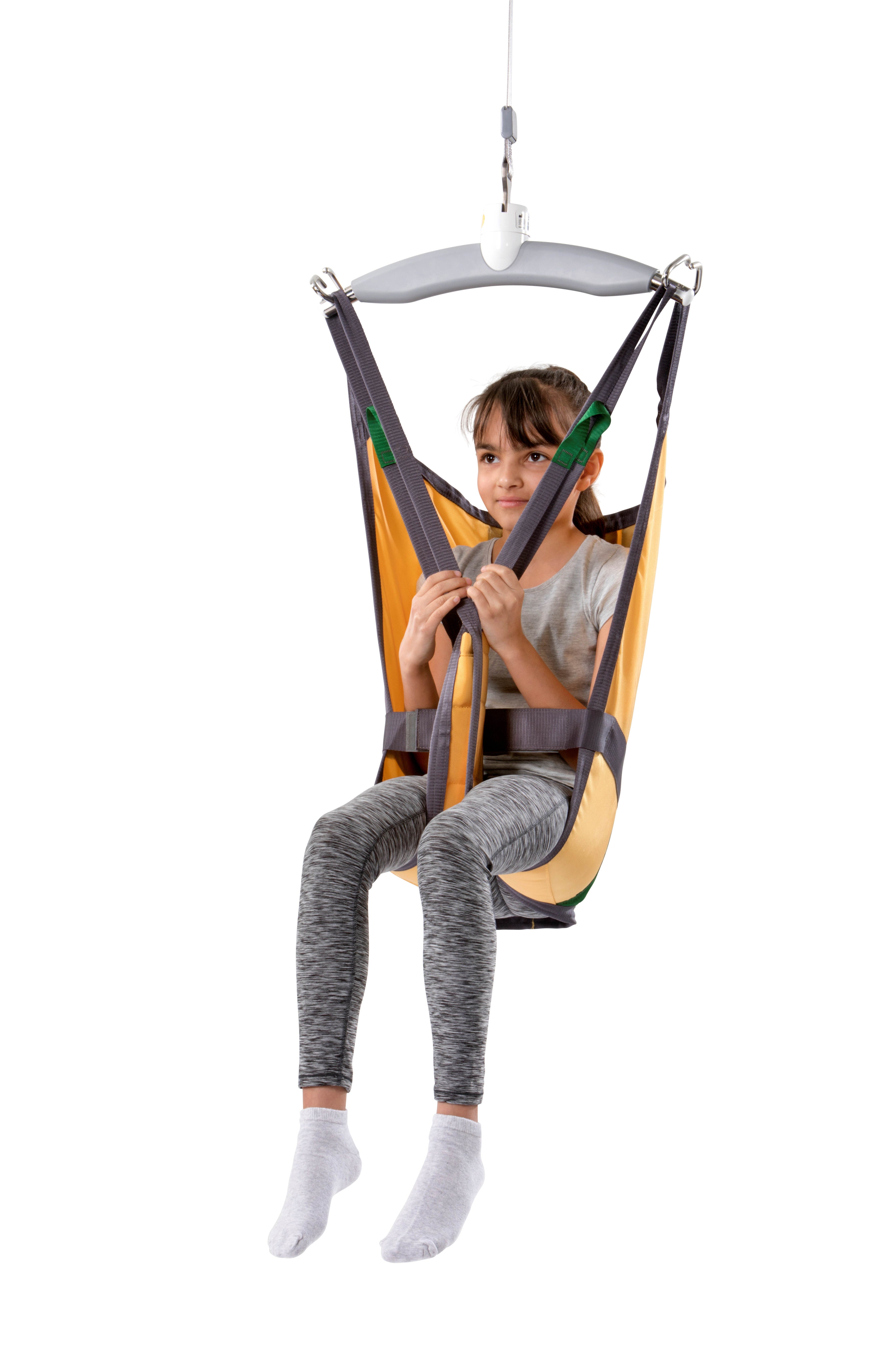 Paediatric Sling For Lifting And Moving Children