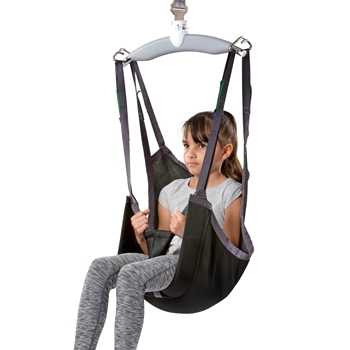 Sit On Comfort kid - for general transfers to remain sitting on the sling