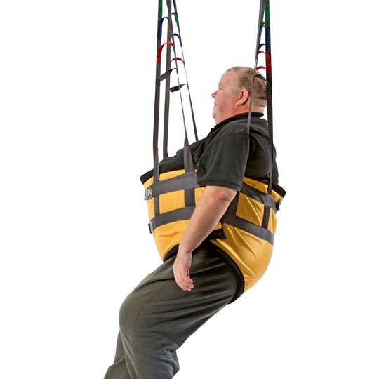 Bariatric Walking sling – for early mobilisation, activation and training DE