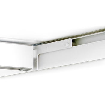 Wall rails are designed for direct installation on all types of wall