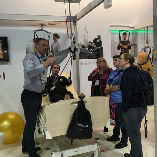 Occupational Therapy Show - OT Show - Guldmann