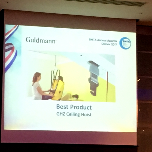 BHTA Awards - Guldmann