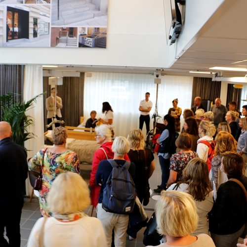 Guldmann Showroom Sweden