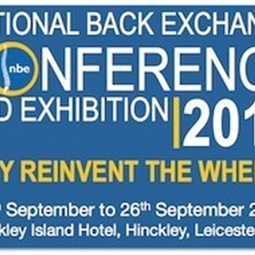National Back Exchange 2018