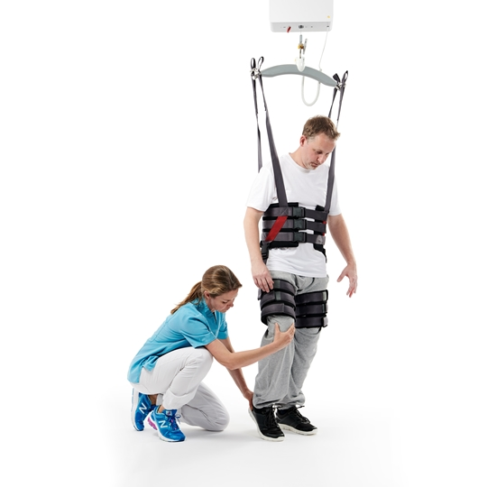 Gait Trainer sling - Training